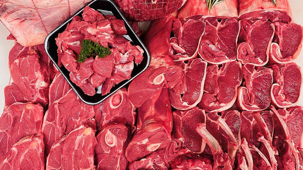 1/2  LAMB $15/kg, 1/2 Hogget $13/kg, 1/2 Mutton $12/kg - Deposit