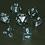 Thumbnail: Borealis Chessex Polyset