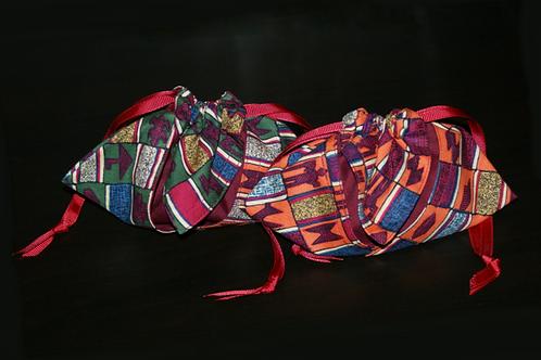 Aztec dice bags