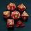 Thumbnail: Lustrous Chessex Polyset