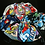 Thumbnail: Comic dice bags