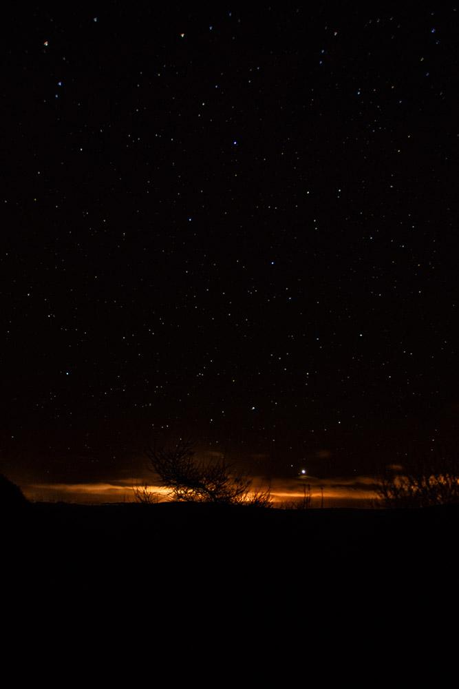 Exmoor Starscape