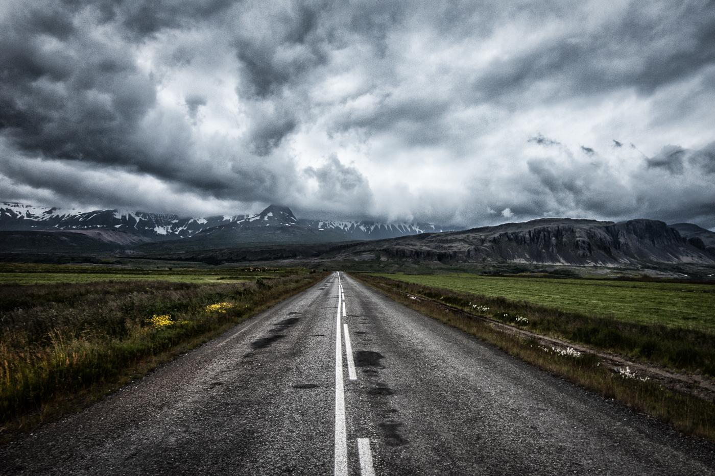 Icelandic Landscape (2)