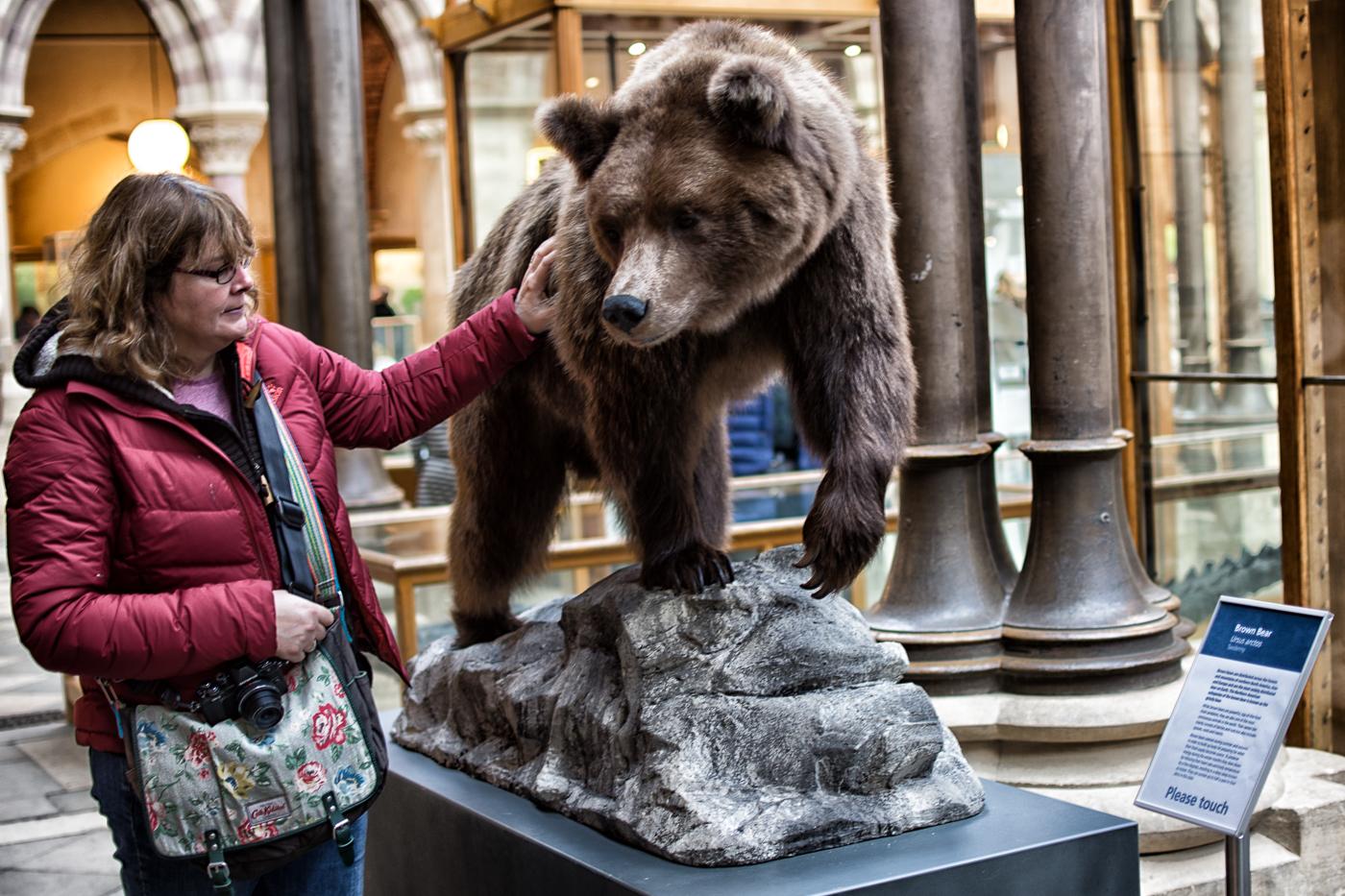 36 Jo with Bear