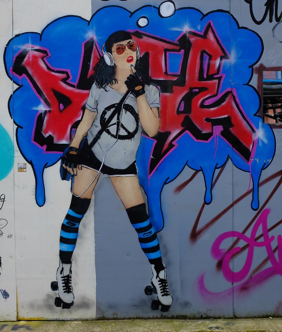 60 Graffiti