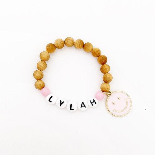 Wooden Bead - Charm