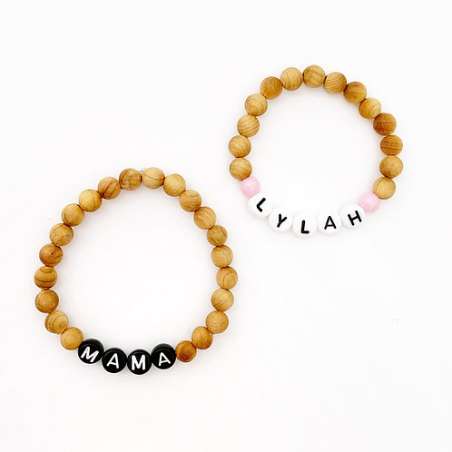 Wooden Bead - Traditional