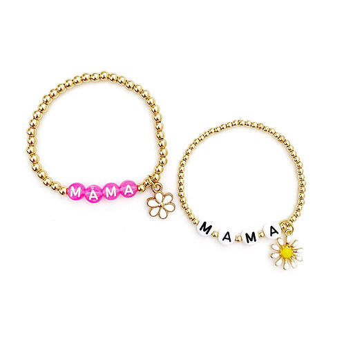 14k Gold Plated Beads - Charm