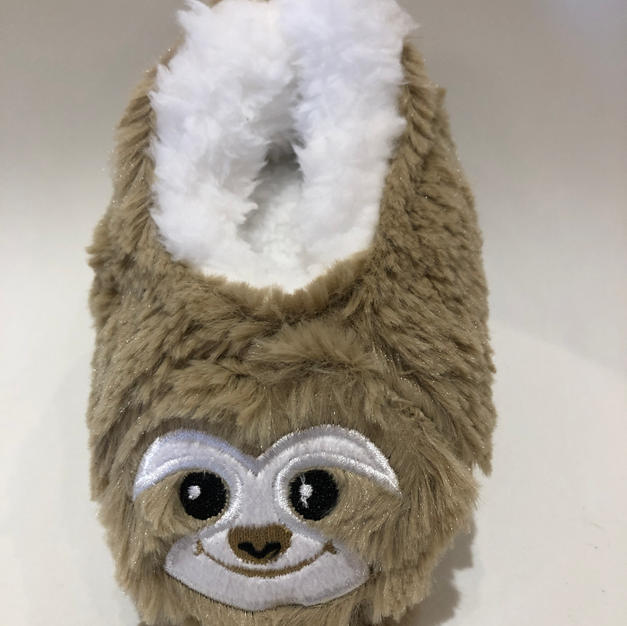 Sherpa Lined Kids Slippers $12.99