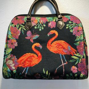 Flamingo Tote $32.50