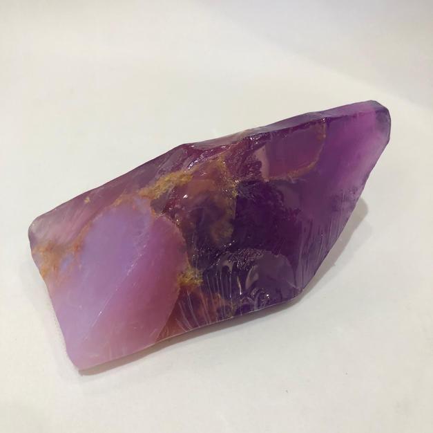 Amethyst Birthstone Soap Rock $12.95