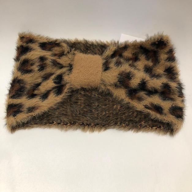 Animal Print Head Wrap $17.95