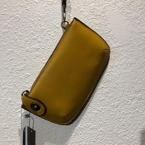 Mustard Clutch $32