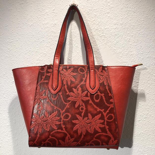Red Shoulder Bag $52