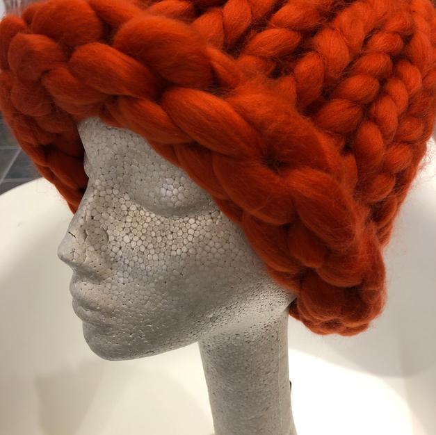 Chunky Yarn Hat $18.95