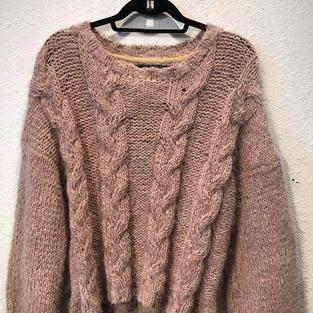 Chunky Short Sweater $29