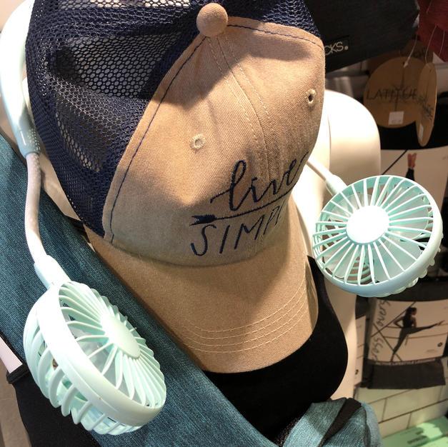 Neck Band Fan $24.95