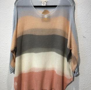 Sheer Knit Sweater $23.25