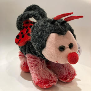 Plushie Lady Bug Purse $19.95