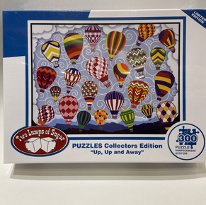 Up Up and Away 300 Piece Puzzle $19.50