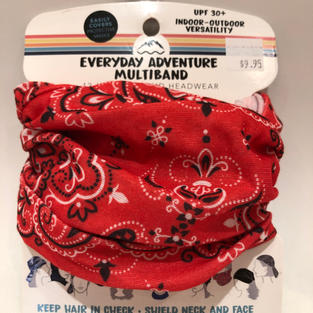 Everyday Adventure Multiband $9.95