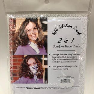2 in 1 Scarf Mask $16.50