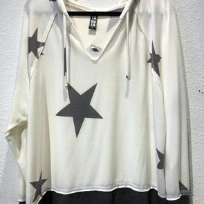 Star Hoodie $47.50