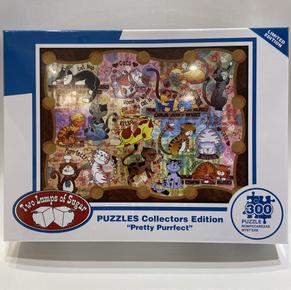 Pretty Purrfect 300 Piece Puzzle $19.50