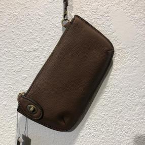 Brown Clutch $32