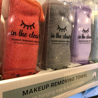 Make Up Removing Towel $7.50