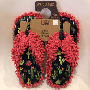 PRICKLY FEET SPA SLIPPERS $19.95