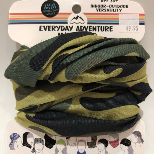 Everyday Adventure Multiband $9.95