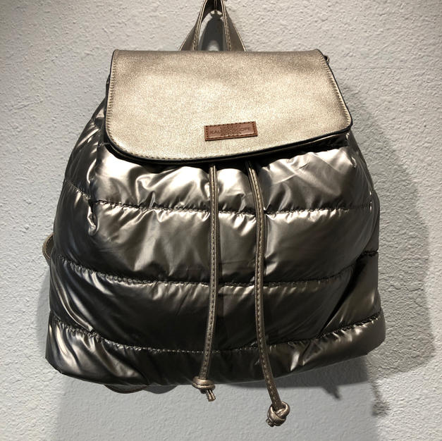 Puffy Back Pack $41