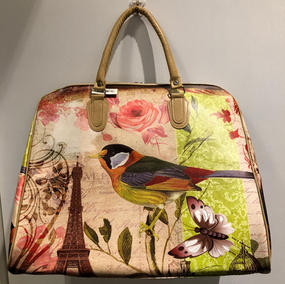 Large Travel Tote $32.00