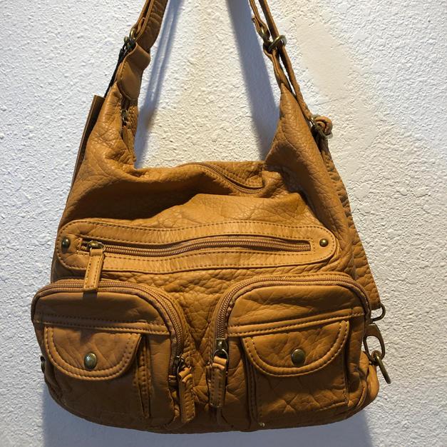 Three Way Convertible Back Pack Bag $55