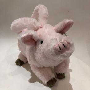 Plushie Pig Purse $19.95