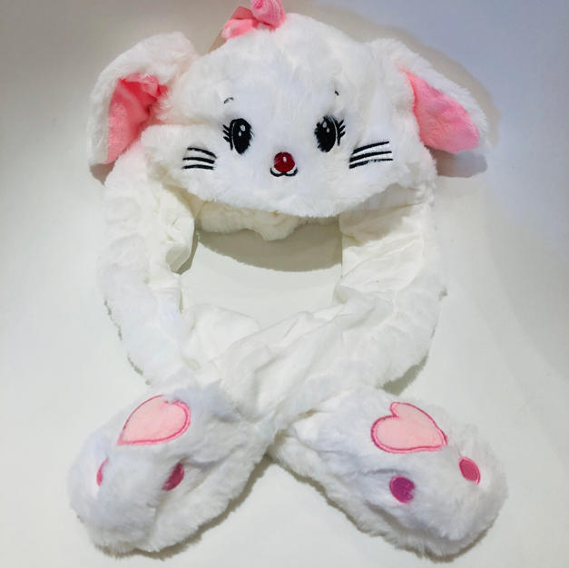 Animated Bunny Kids Hat $24.95