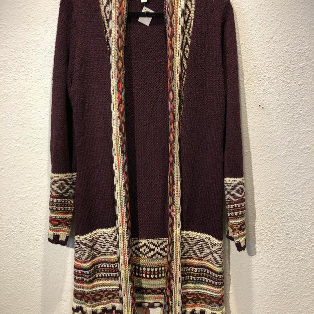 Long Cardigan Sweater $69