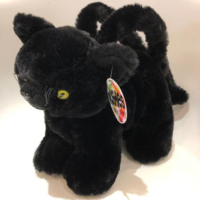 Plushie Black Cat Purse $19.95