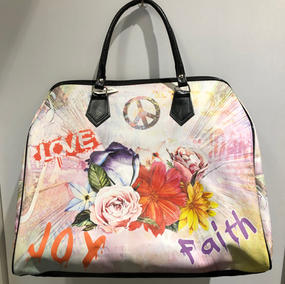 Large Travel Tote $35.00