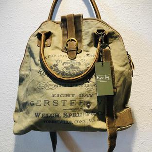 Myra Canvass Shoulder Bag $65