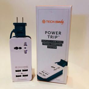 Multi USB Travel Power Strip $31.95