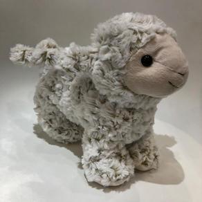 Plushie Lamb Purse $19.95