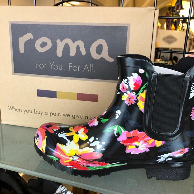 Roma Rain Boots $69.95