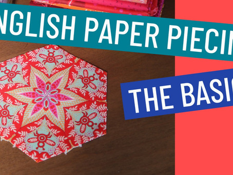 Links for English Paper Piecing
