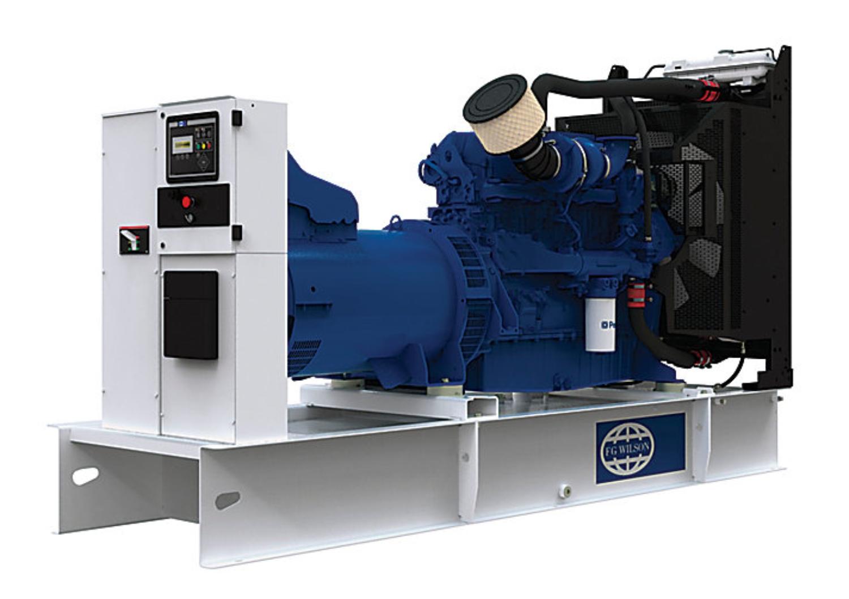 Gerador PW (250 à 750 kVA)