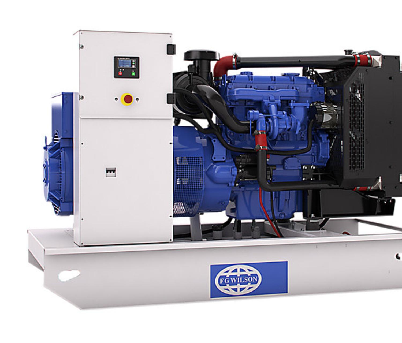 Gerador PW (50 à 240 kVA)