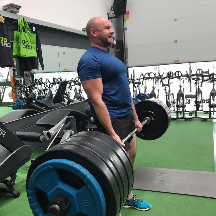 Strength Training with PT Matt