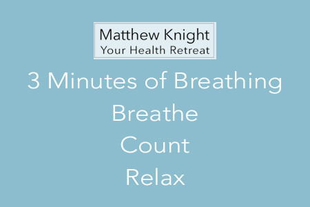 All You Need To Do Is To Breathe