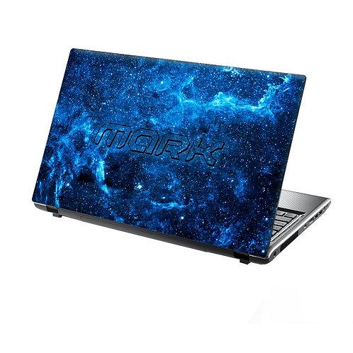 Personalised Laptop Skin Nebula